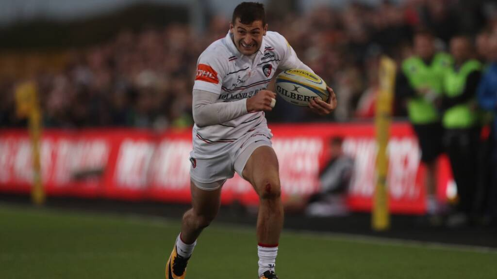 England v Australia: Owen Farrell returns to England starting line-up