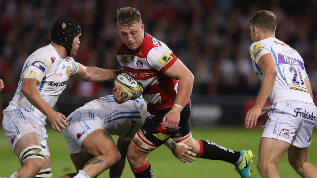 Gloucester opt for continuity as they name side to take on Saracens