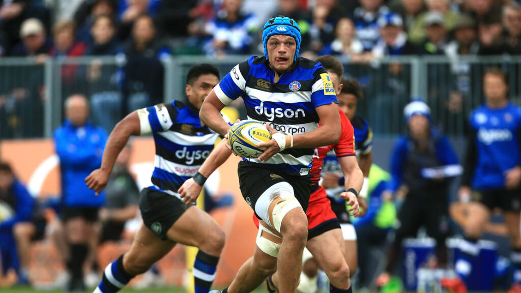 Dunn and Mercer return to the starting line-up for Bath Rugby