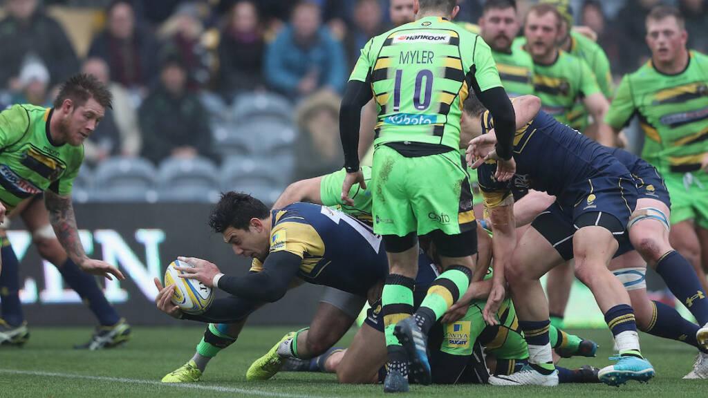 Match Report: Worcester Warriors 30 Northampton Saints 15