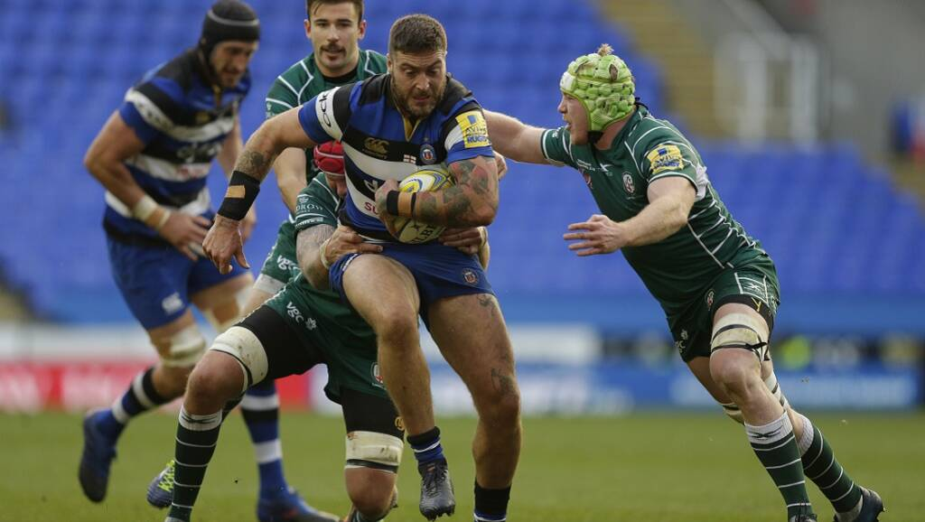 Match Report: London Irish 18 Bath Rugby 22