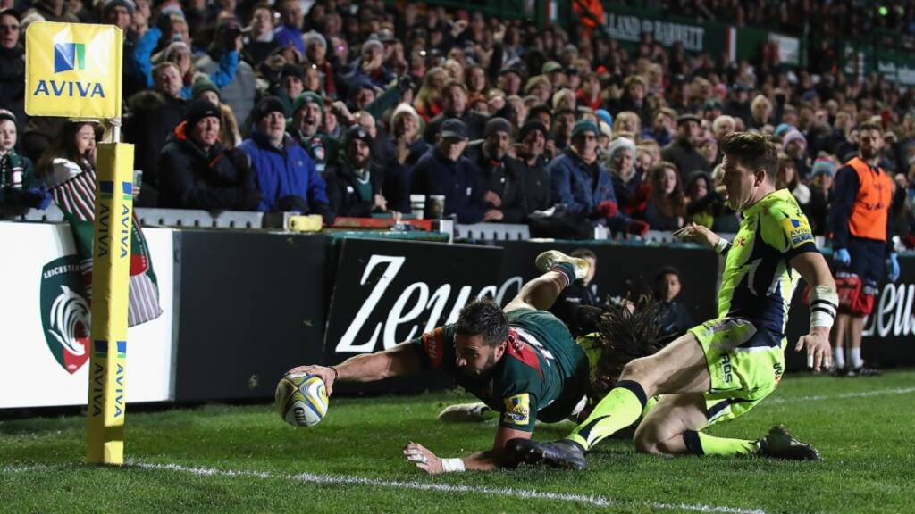 Match Report: Leicester Tigers 35 Sale Sharks 27