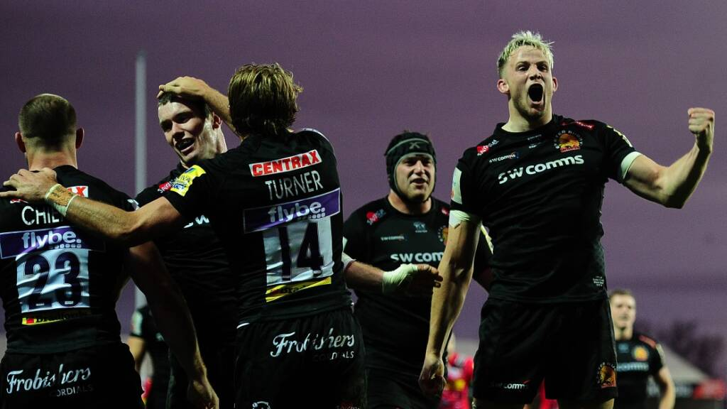 Match Report: Exeter Chiefs 31 Harlequins 17