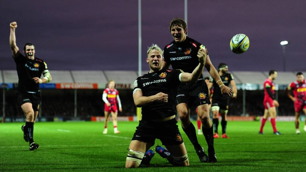 What you might have missed: Aviva Premiership Rugby Round Eight
