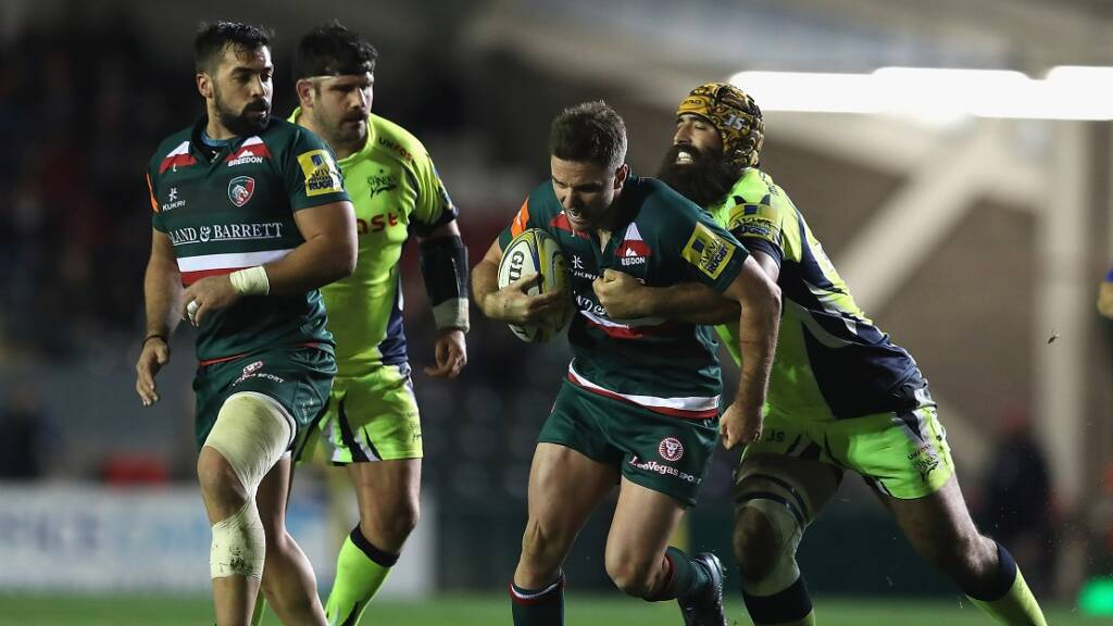 Audio: Leicester Tigers v Sale Sharks reaction