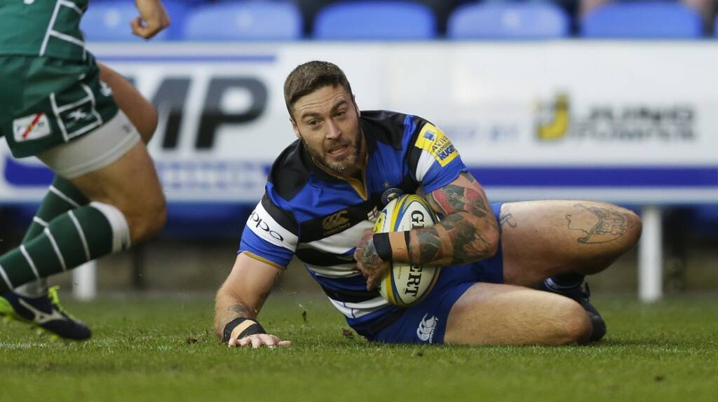 Bath Rugby's Matt Banahan to join Gloucester Rugby