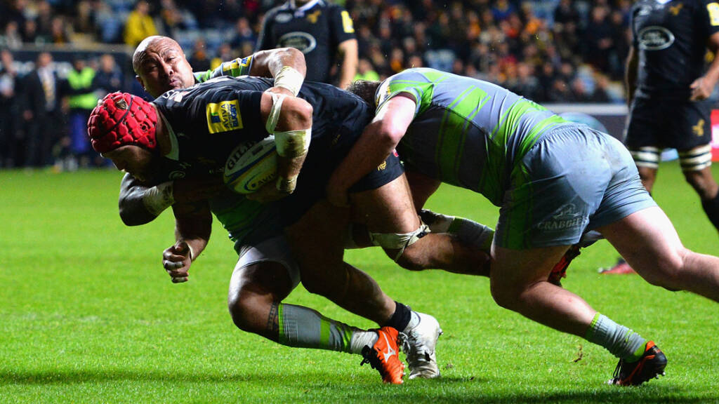 Wasps v Newcastle Falcons