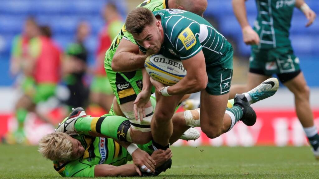Max Northcote-Green and Johnny Williams pen new London Irish deals