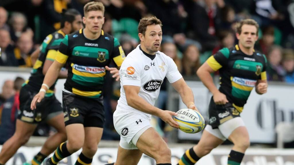 Rob Miller signs on for more at Wasps