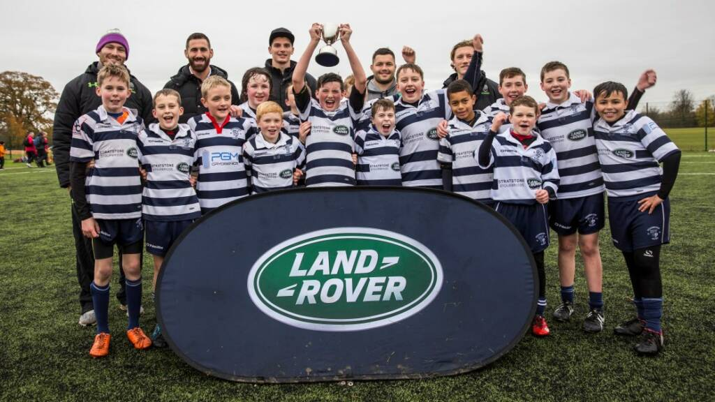 Stourbridge youngsters book Twickenham spot at Land Rover Premiership Rugby Cup