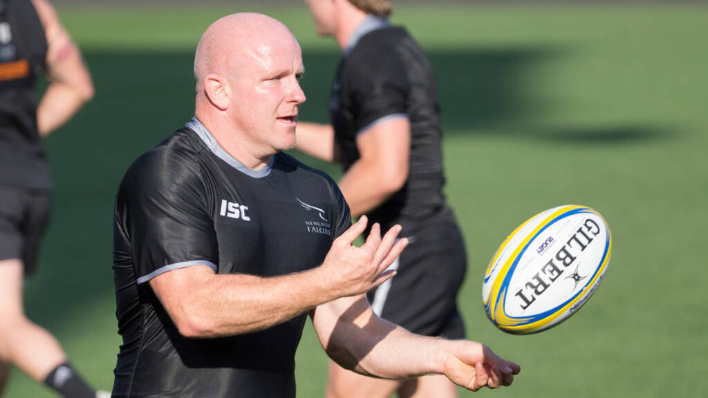 Newcastle Falcons name team to face Gloucester Rugby