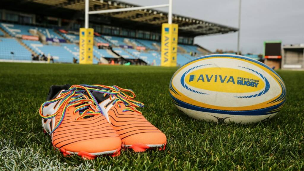 Black Cats support Stonewall's rainbow laces campaign