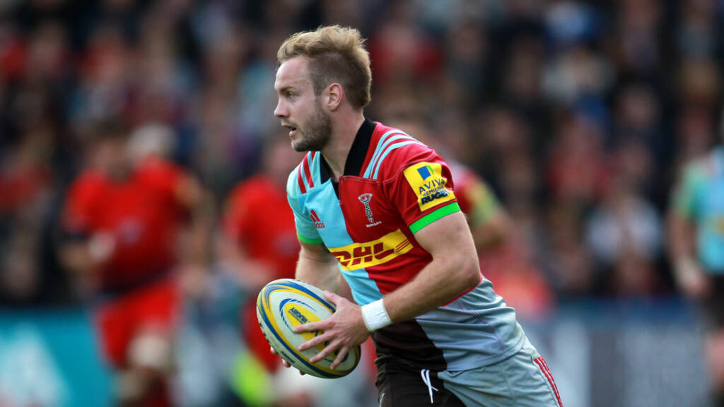 Harlequins name squad to face Bath Rugby