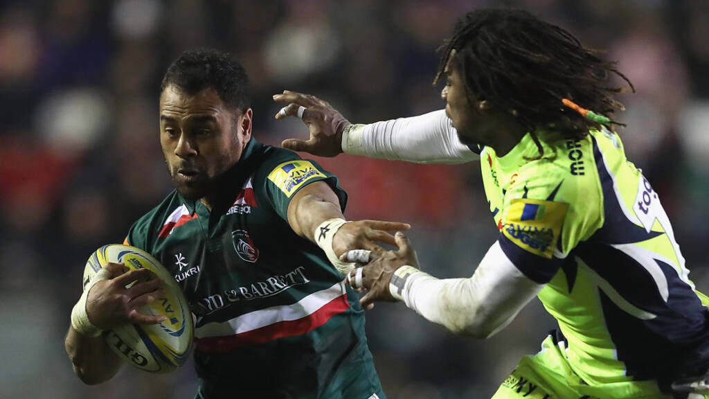 Leicester Tigers name team to face Worcester Warriors