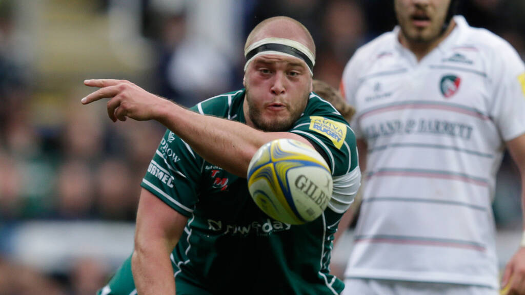 London Irish name side to face Wasps