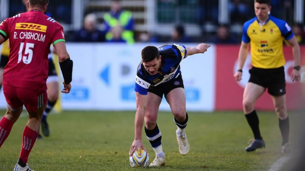 Match Report: Bath Rugby 38 Harlequins 14