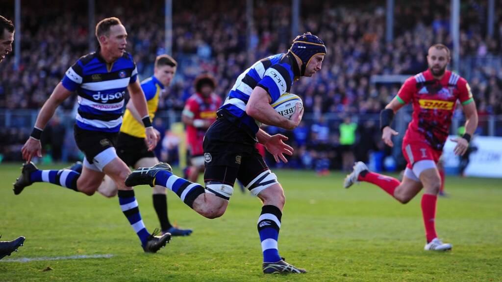 Match Reaction: Bath Rugby 38 Harlequins 14