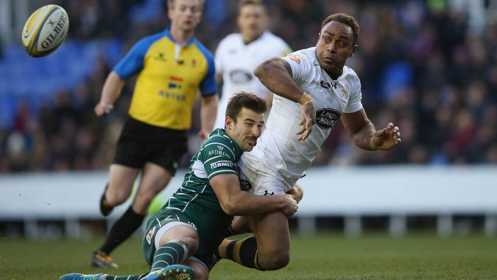 Match report: London Irish 13 Wasps 17