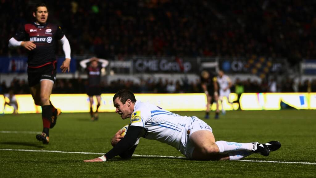 Match Report: Saracens 18 Exeter Chiefs 20