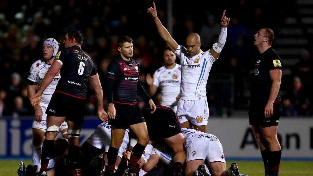 Exeter Chiefs – Team Stats
