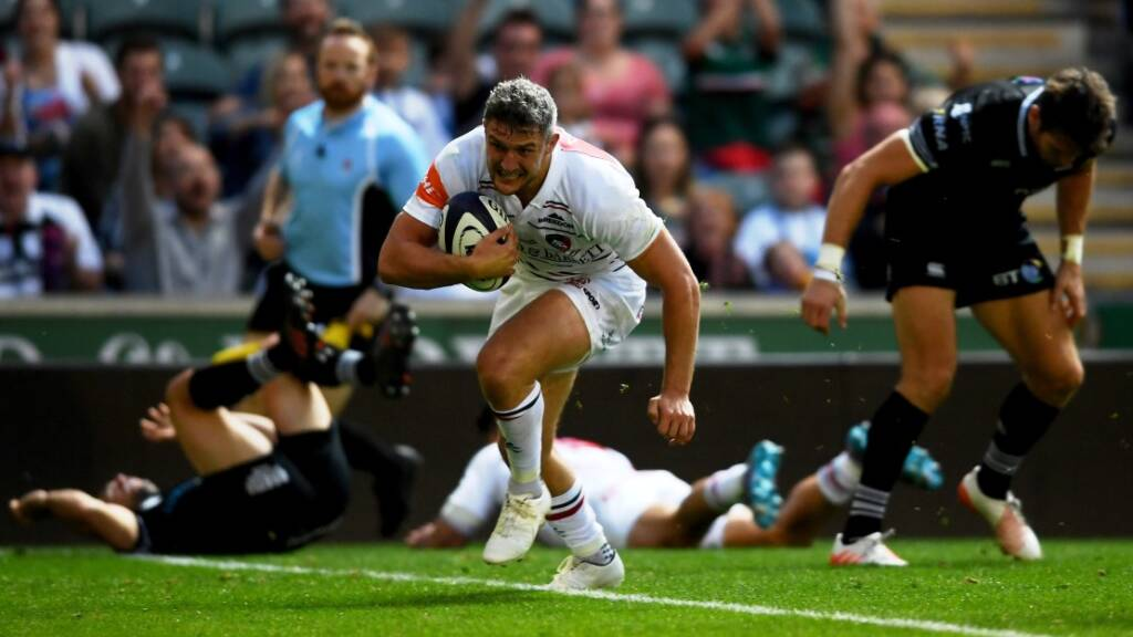 Returning Brady inspires Leicester Tigers to Premiership Rugby A League triumph over Worcester Cavaliers