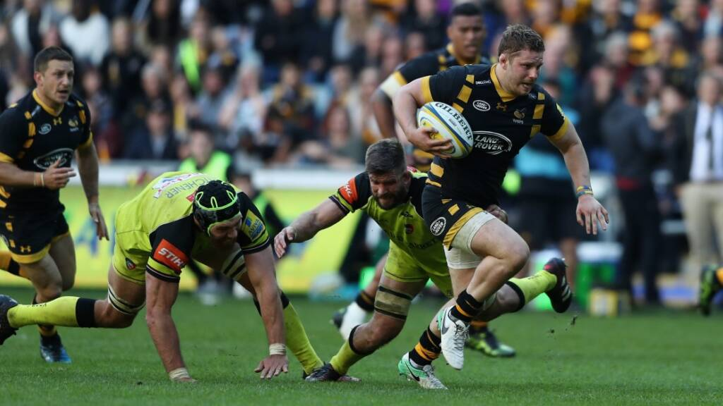 Throwback Thursday: Five of the best clashes between Wasps and Leicester