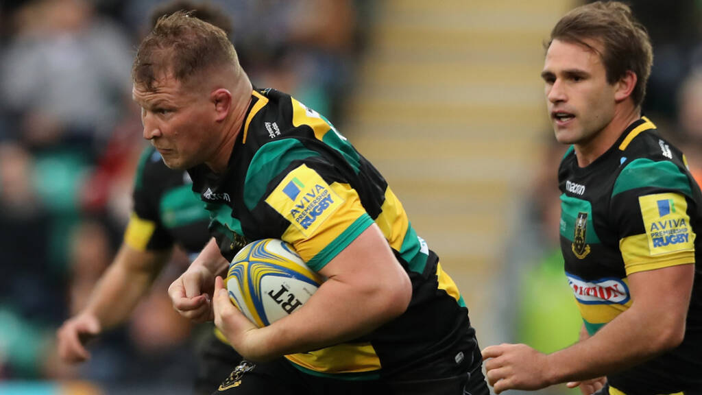 Northampton Saints team named for Newcastle Falcons Friday Night Lights