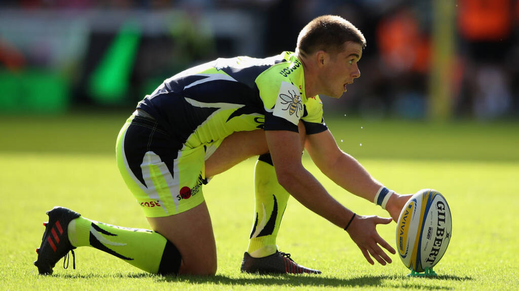 Sale Sharks name team to face Worcester Warriors
