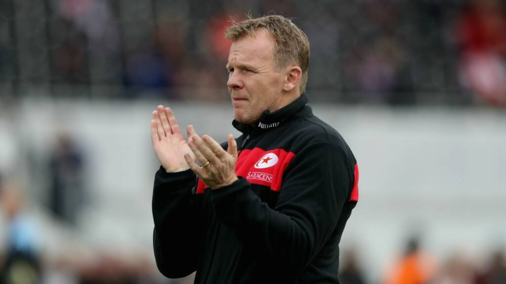 Saracens chief McCall hails England coach Jones after players return fit for Harlequins clash