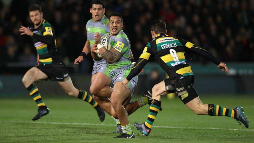 Match Reaction: Northampton Saints 22 Newcastle Falcons 24
