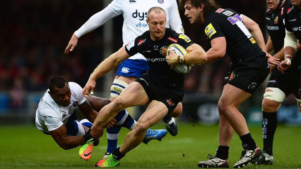 Match Report: Exeter Chiefs 42 Bath Rugby 29