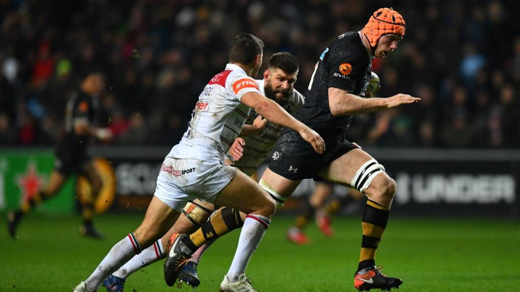 Match Report: Wasps 32 Leicester Tigers 25