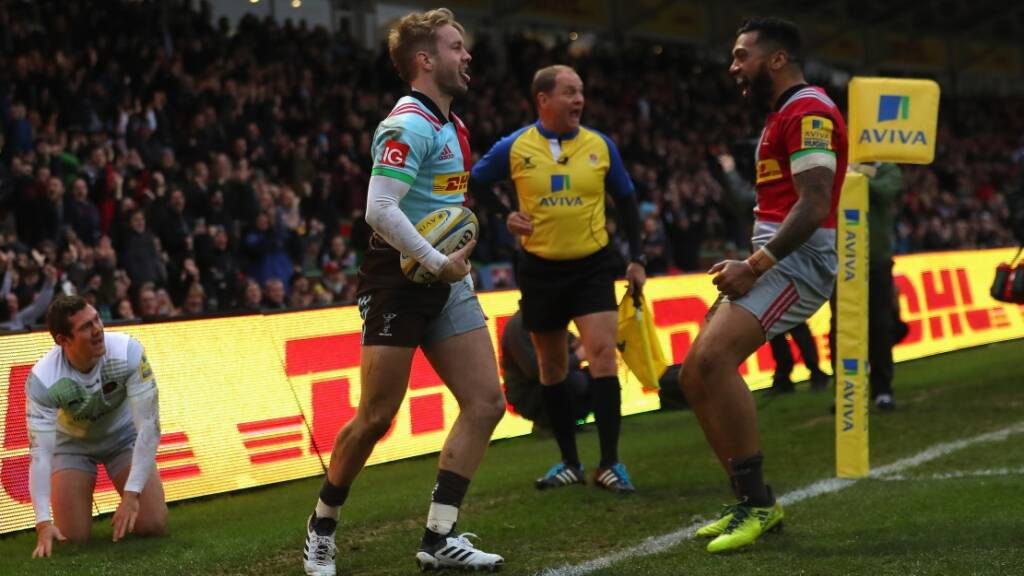 AUDIO: Harlequins 20 Saracens 19 – post match reaction