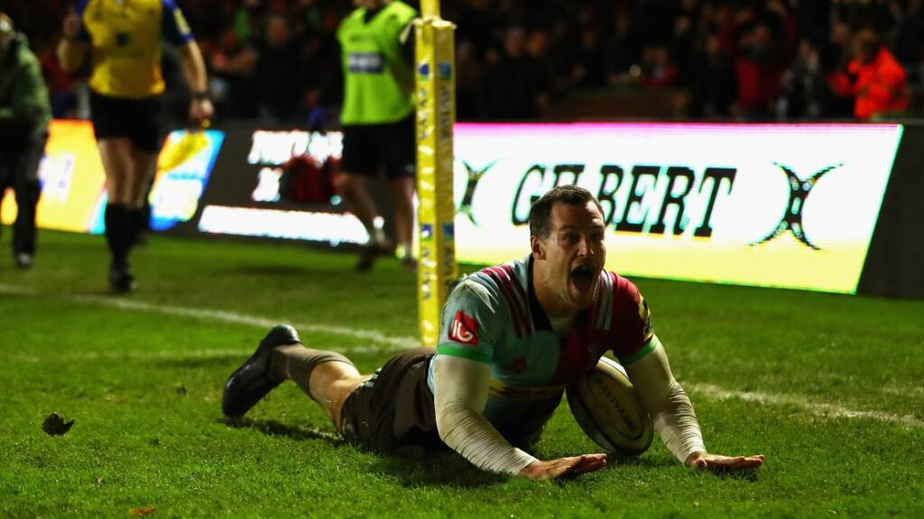 What you might have missed: Aviva Premiership Rugby Round 10
