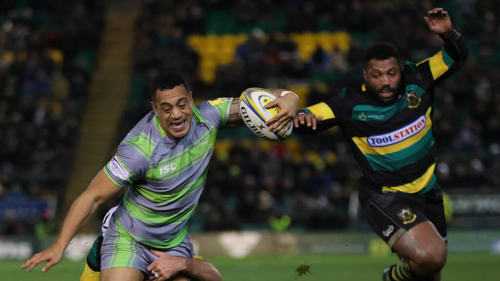 Northampton Saints v Newcastle Falcons