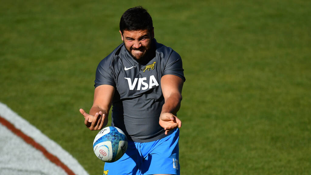 Lucas Noguera joins Bath Rugby
