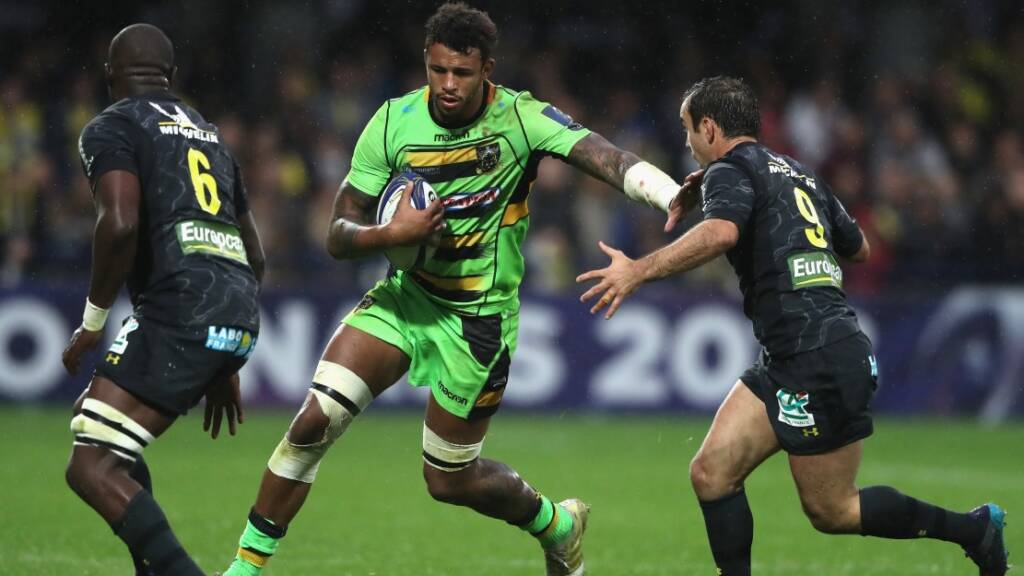 Saints name team for Ospreys' Champions Cup clash