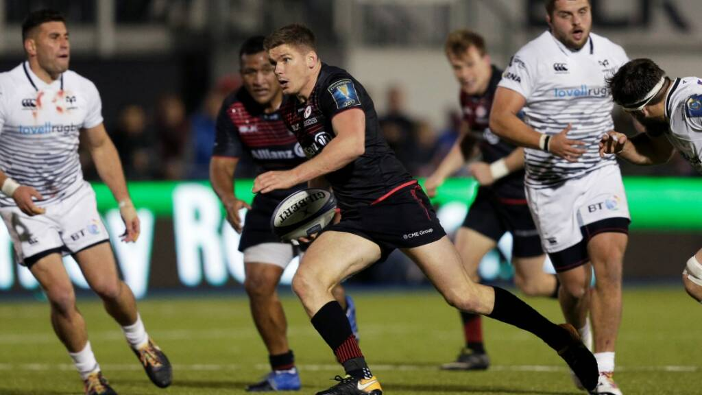 Saracens name side to face Clermont