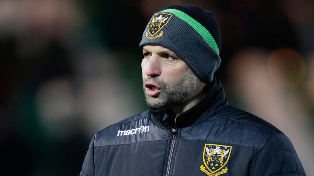 Northampton Saints club Statement on Jim Mallinder