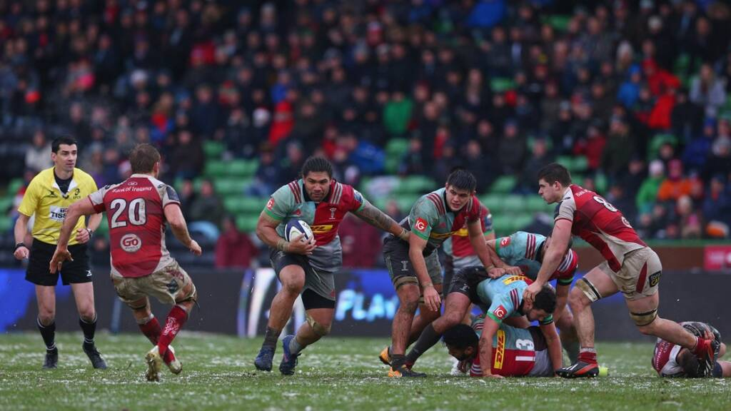 Harlequins' trip to Ulster kicks off European TV action on Friday night