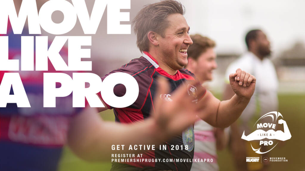 Move Like A Pro making a difference at Exeter Chiefs