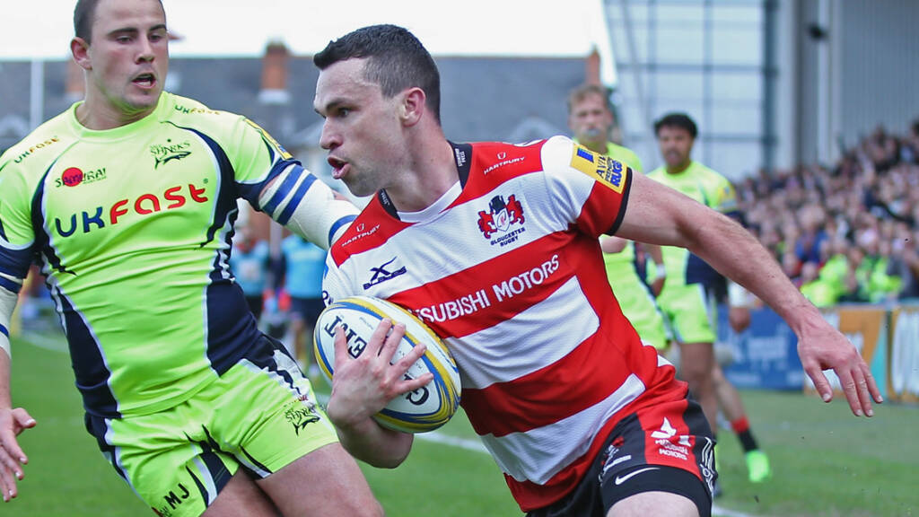 Marshall returns as Gloucester Rugby name team to take on Newcastle Falcons