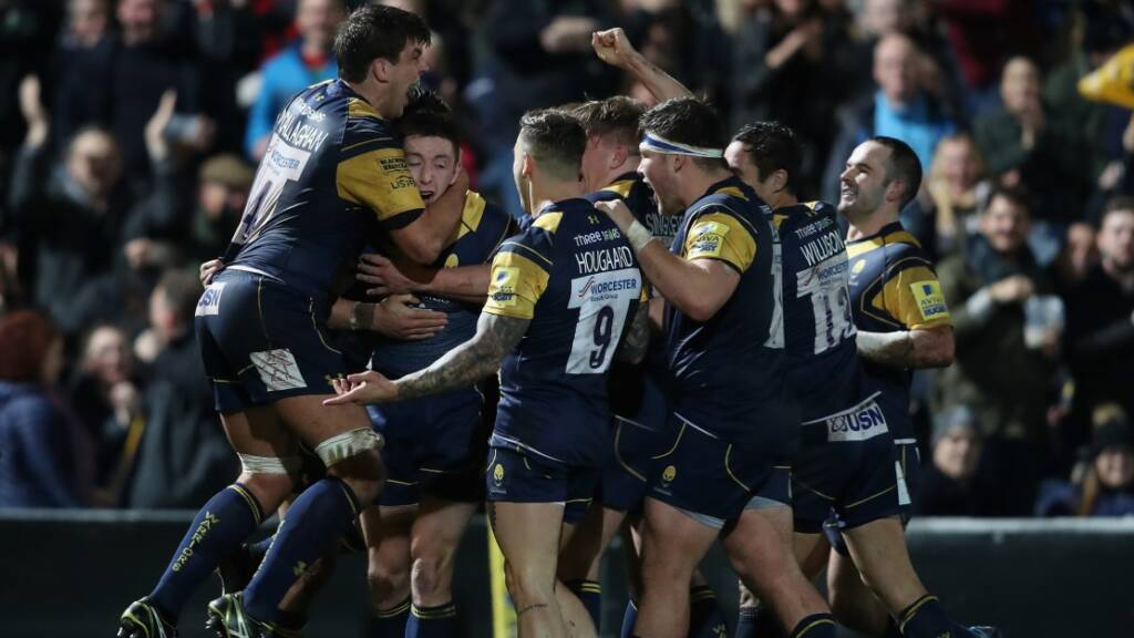 Worcester Warriors Team Stats