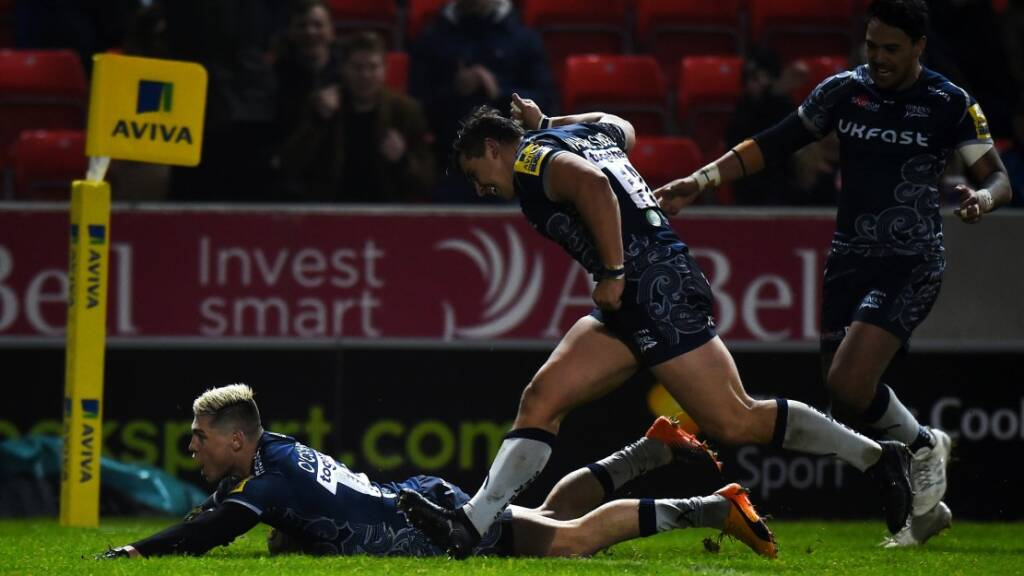 Match Report: Sale Sharks 32 Bath Rugby 9