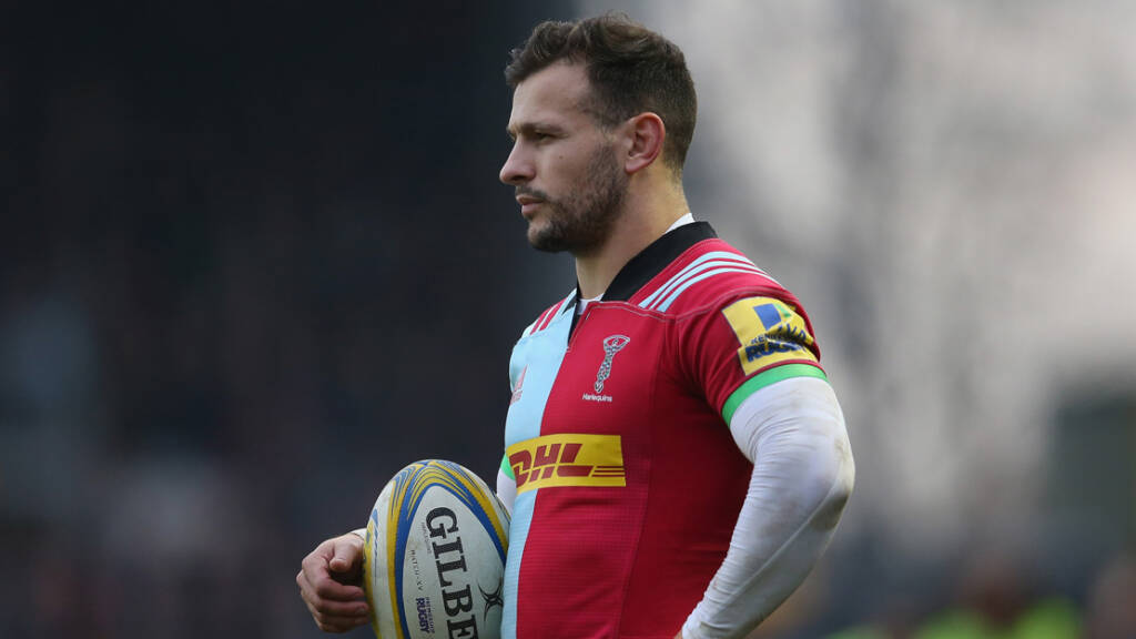 Danny Care – history-maker: A timeline of the Harlequins scrum-half's career
