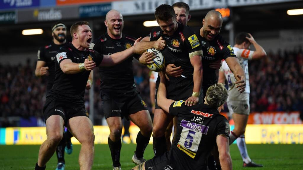 Match Report: Exeter Chiefs 30 Leicester Tigers 6