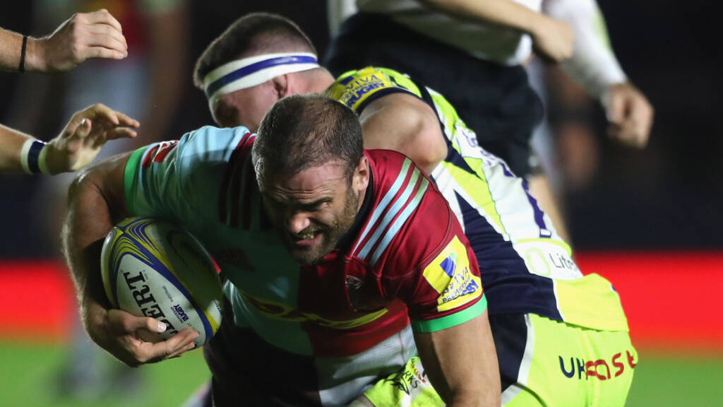 Sale Sharks v Harlequins