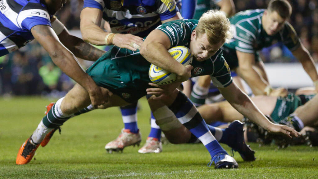 London Irish name side to face Leicester Tigers