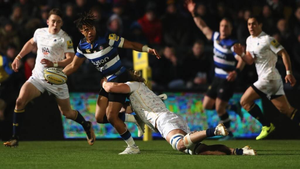Match Report: Worcester Warriors 25 Bath Rugby 46