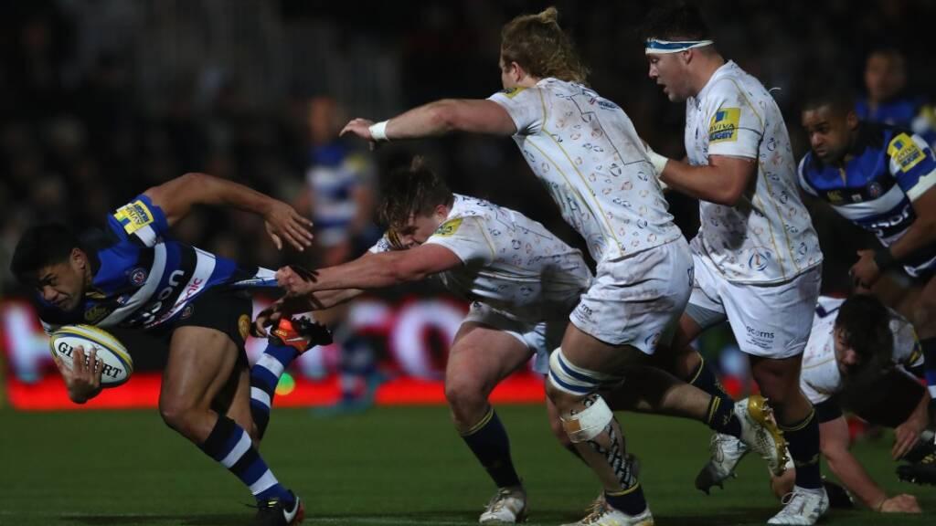 Match reaction: Worcester Warriors 25 Bath Rugby 46